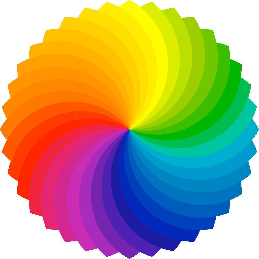 roue couleur