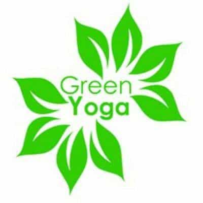 logo green yoga