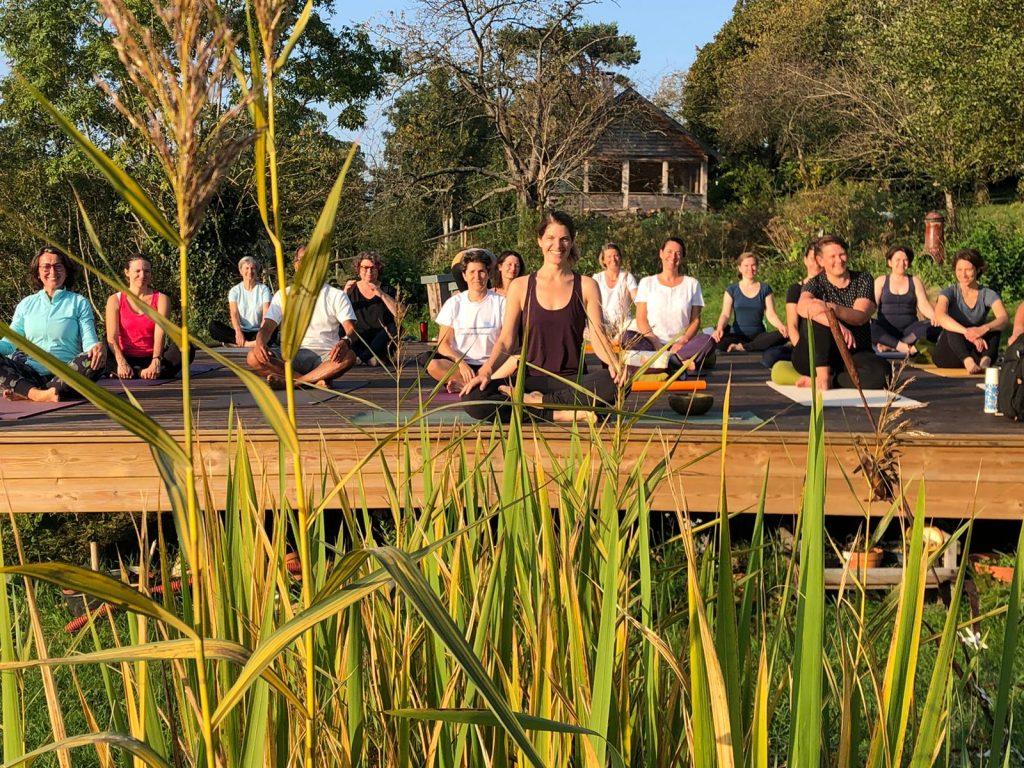 retraite yoga arbre aux etoiles