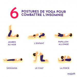 Yoga : quelles postures pour mieux dormir ?