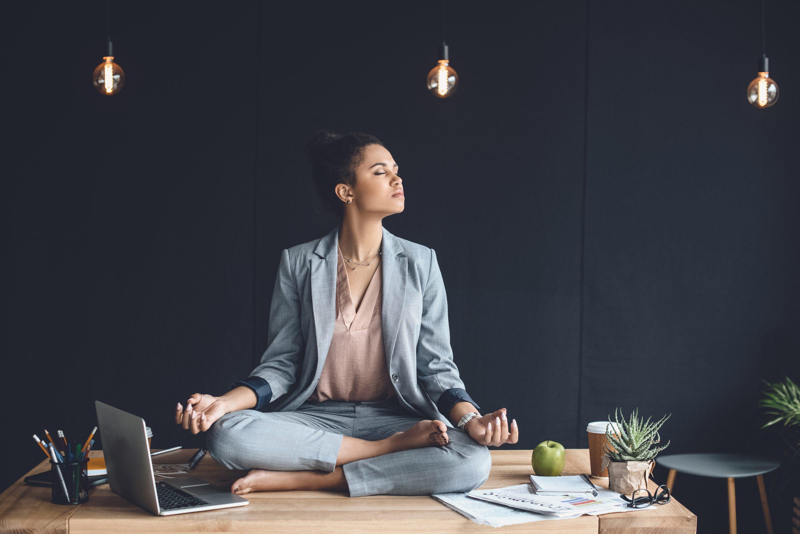 Gestion du stress : les super-pouvoirs de la méditation