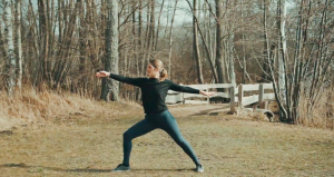 Êtes-vous prêts pour une initiation de yoga en pleine forêt ?
