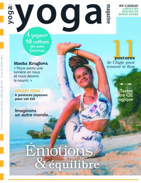 Yoga Magazine Juillet 2021