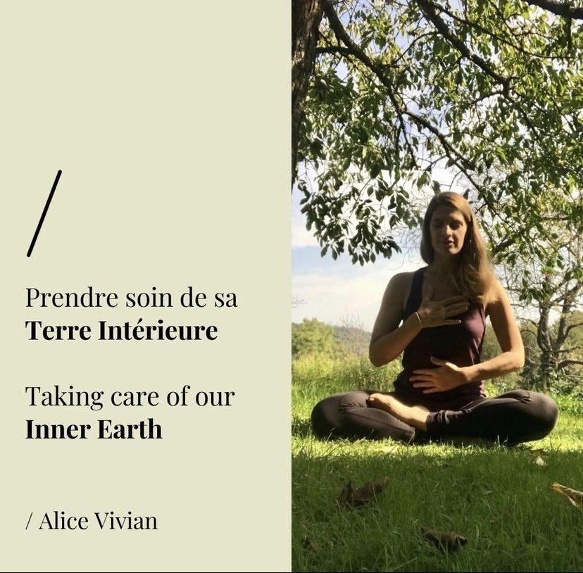 Petit précis d'écologie intérieure Chapitre 1 : Prenons soin de notre Terre : Ancrage et Sécurité